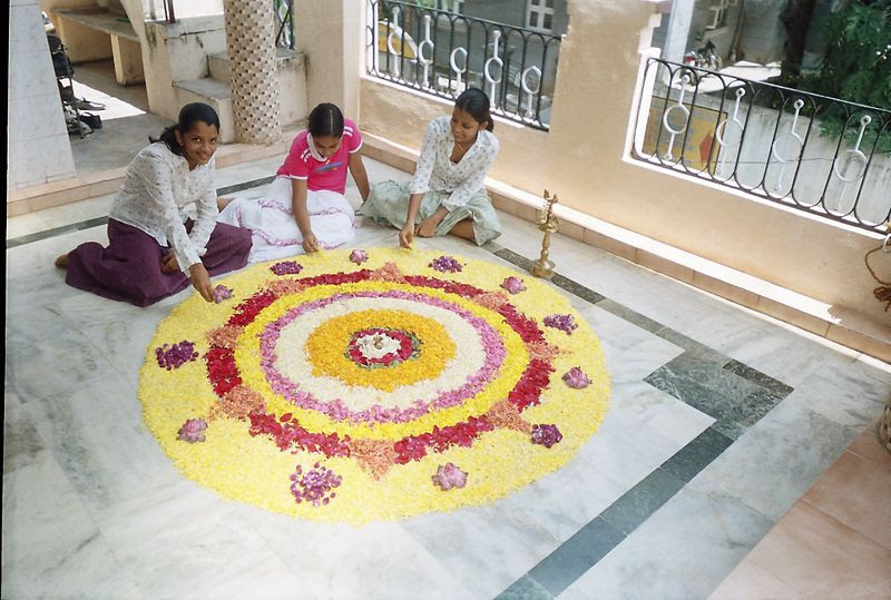 File:CHILDREN MAKING TRADITIONAL POOKKALAM.JPG