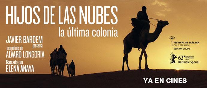 HIJOS DE LAS NUBES nominada a Mejor Película Documental por el CEC