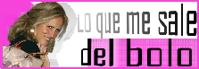'LO QUE ME SALE DEL BOLO': Blog personal de Mercedes Milà