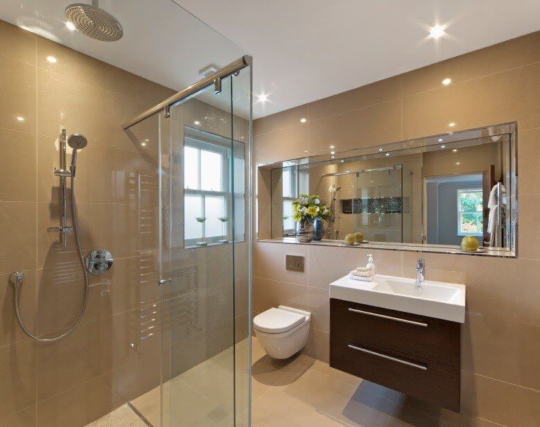 Bathroom vanities with modern design
