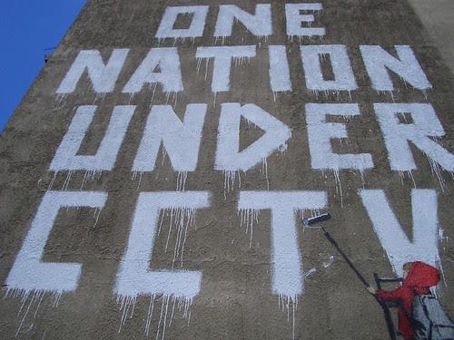Banksy on Newman Street