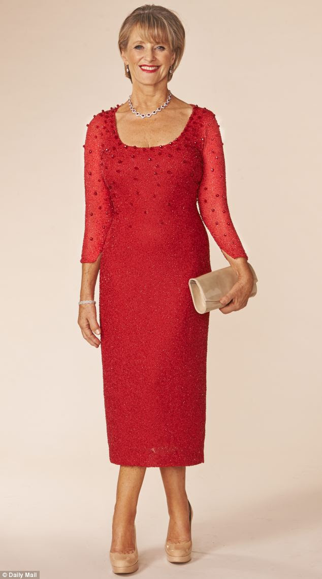 Evening dresses for older ladies uk