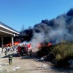 Обвиниха собственика на запалилото се депо за отпадъци край Дупница - Кюстендил - DarikNews