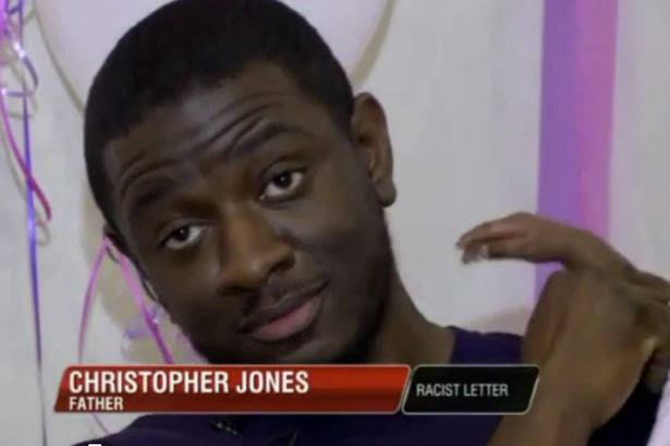 Harmony Jones father