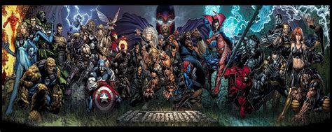 superhero hero avenger avengers characters american
