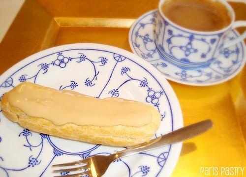 Paris Pastry: Coffee Éclairs