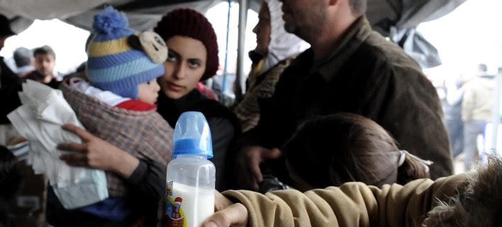 Μπαίνει εισαγγελέας για την κακοδιαχείριση κονδυλίων στο μεταναστευτικό / Φωτογραφία: EUROKINISSI/ΤΑΤΙΑΝΑ ΜΠΟΛΑΡΗ