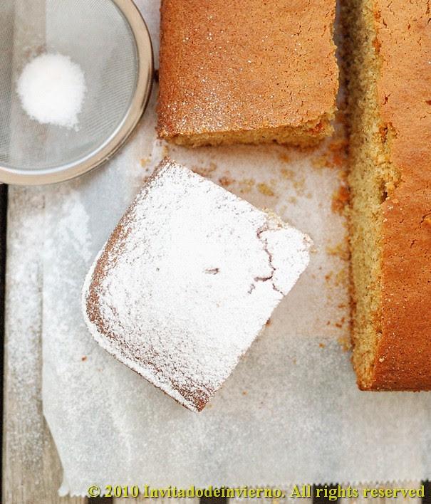Tigernut cake 2
