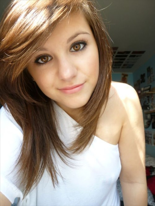 16 Cute Emo Hairstyles for Girls: Being Different is Good ...