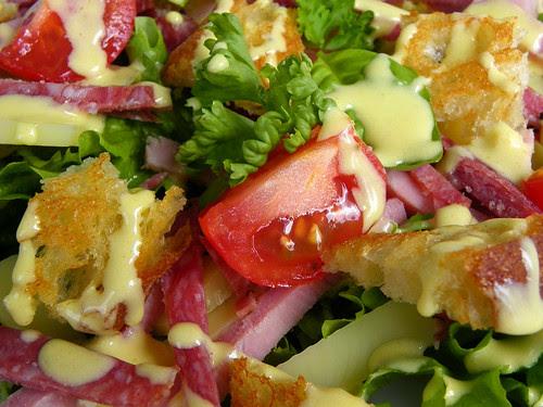 Hurray For Salad