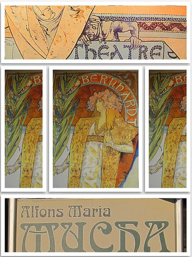 Mucha by Anna Amnell