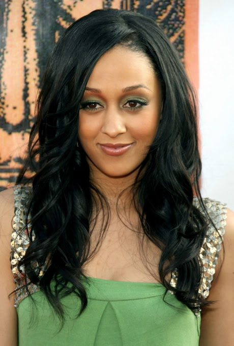 Black hairstyles for long hair 2015