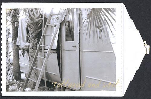 trailer w.ladder_tatteredandlost