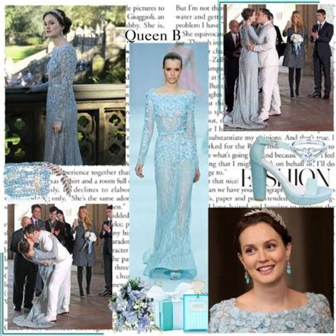 Pictures of 2013 Gossip Girl Fashion Blair In Elie Saab