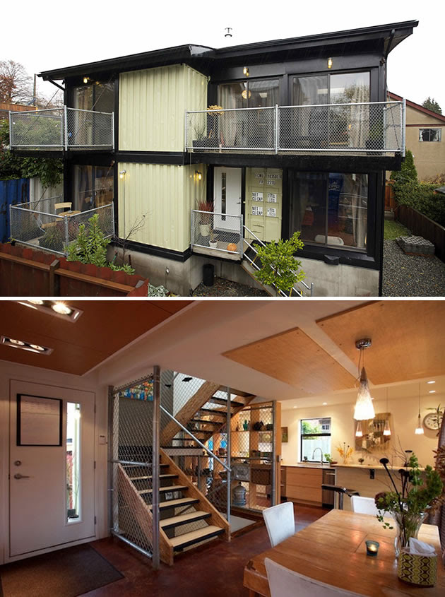 15 Shipping Containers Turned Into Designer Homes 15