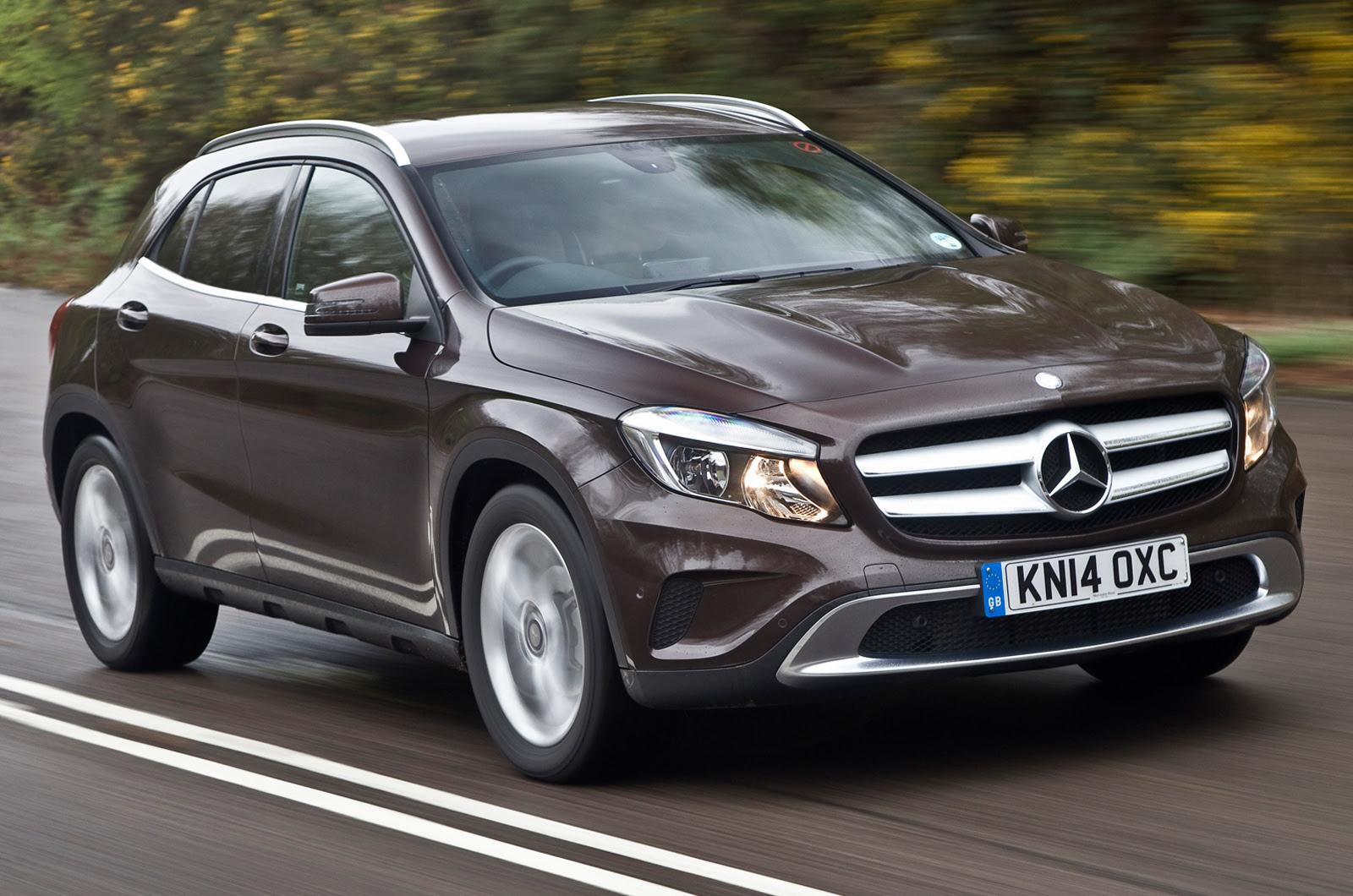 Mercedes-Benz GLA Review | Autocar