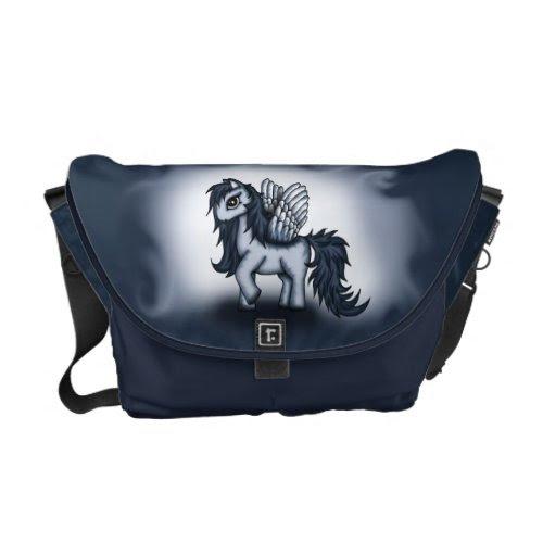 Pegasus Pony messenger bag
