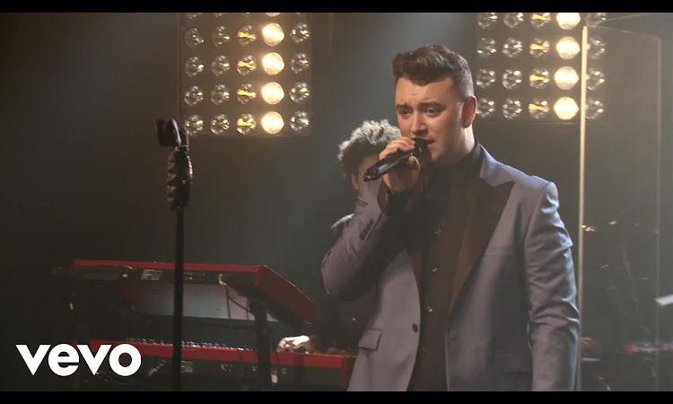 Song of the Week: Sam Smith - I'm Not the Only One