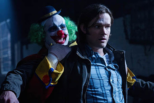 "Recap/review of Supernatural 7x14 ""Plucky Pennywhistle's Magical Menagerie"" by freshfromthe.com"