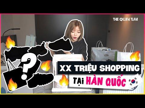 Thiên Đường Giày tại Hàn Quốc - OHSUSU đã tốn bao nhiêu tiền