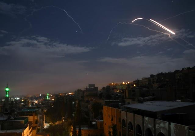 Sobe para 21 iranianos mortos em ataque da IAF na Síria