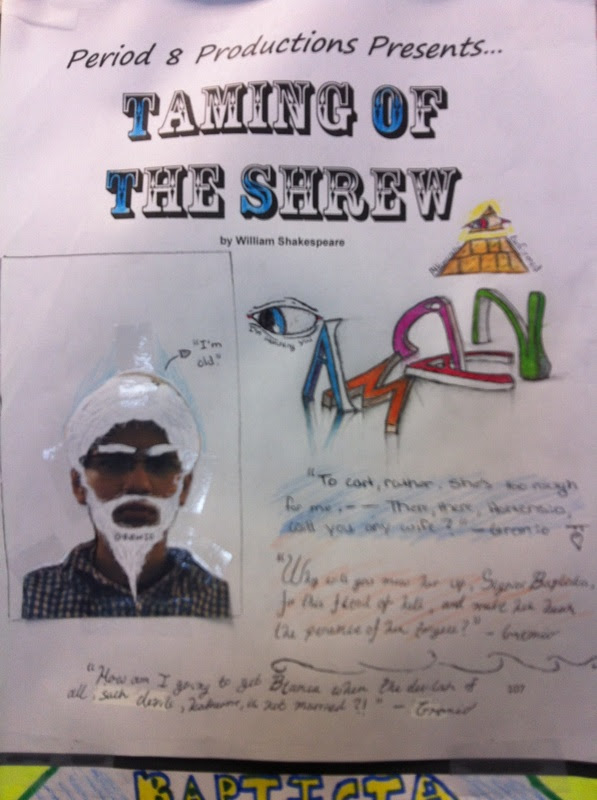 Taming Of The Shrew Amaan S Digital Portfolio