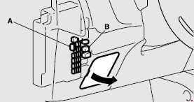 Mitsubishi Outlander Fuse Box Diagram 2012 Present Fuse Diagram
