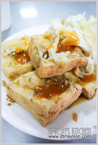 潭子臭豆腐10
