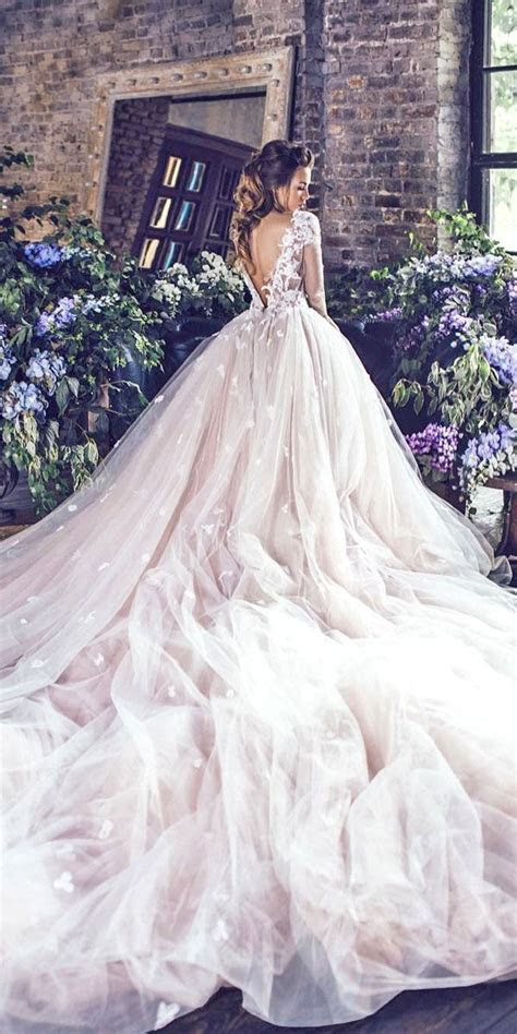 30 Ball Gown Wedding Dresses Fit For A Queen   Wedding