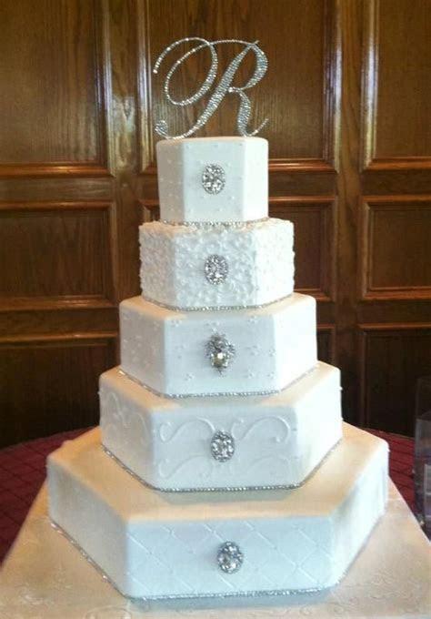 FREE SHIPPING   Swarovski Crystal Monogram Cake Topper Any