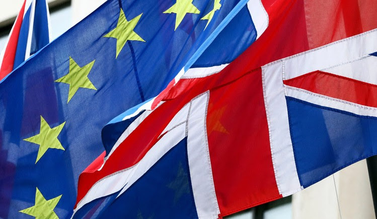 Brexit referendum slowdown U.K economy