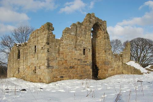 Hollinside Manor in snow Jan 10 no 17