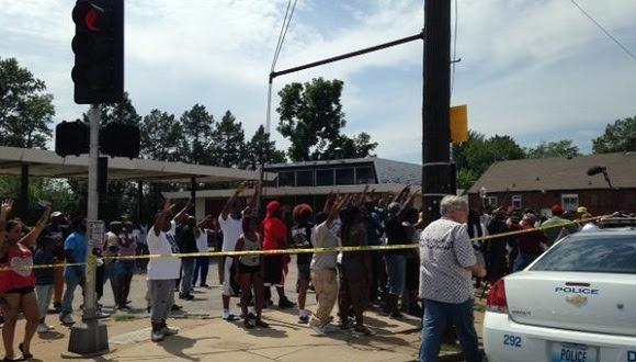 nuevo crimen racial en estado unidos