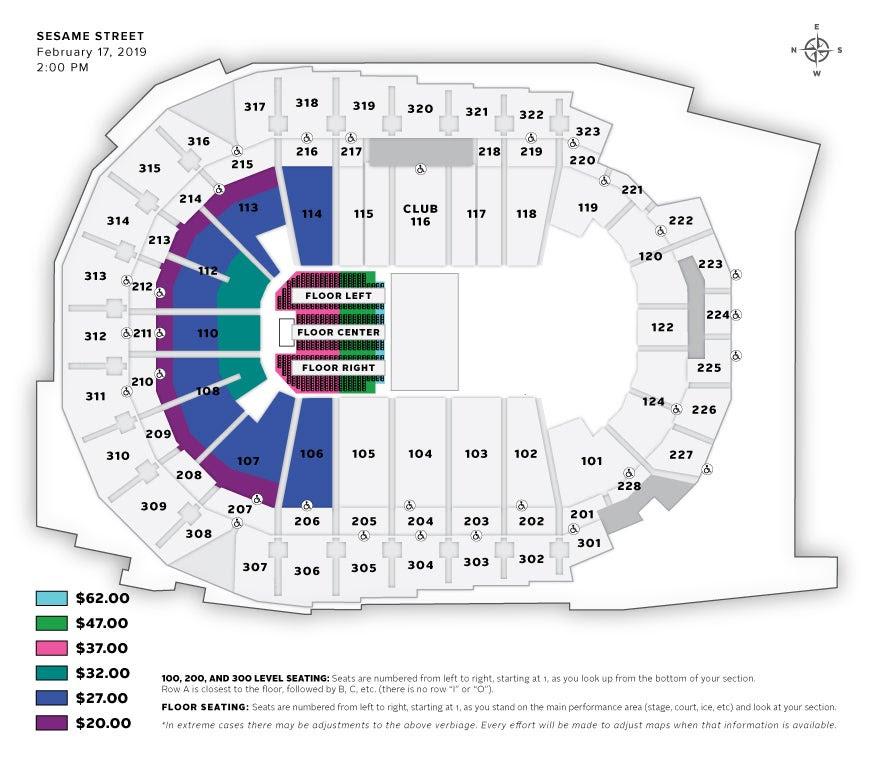 Simplefootage Philadelphia Eagles Seating Chart With Seat Numbers