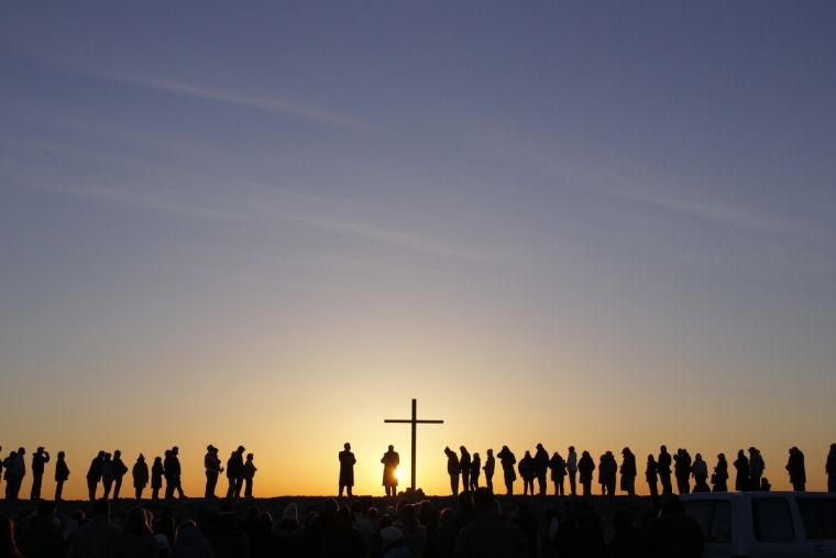 Image result for crowd believe in jesus