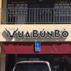 Image result for Vua Bun Bo