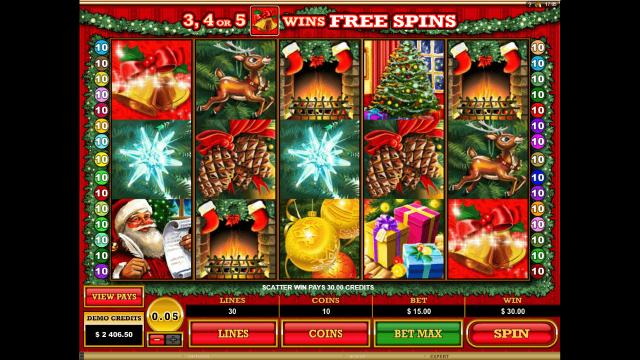 Азартні ігрові автомати Secret Santa пропонують святкувати Новий рік навіть влітку.Починайте грати безкоштовно і без реєстрації в онлайн слоти Секретний Санта.Рыбинск