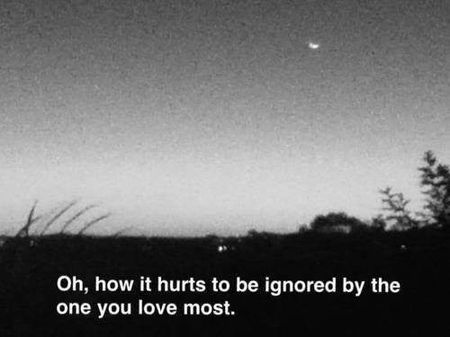 Being Ignored By The One You Love The Most Pictures Photos And