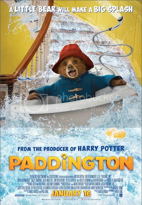 Paddington Bear Canada