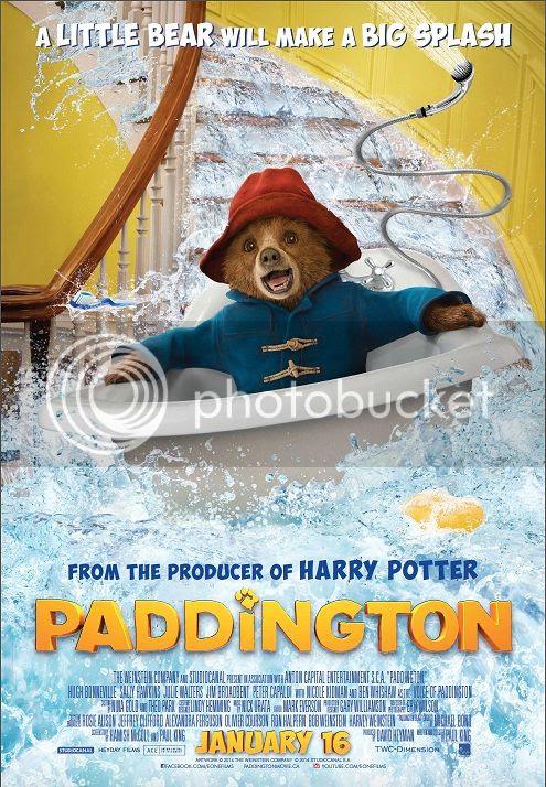Paddington Bear Canada