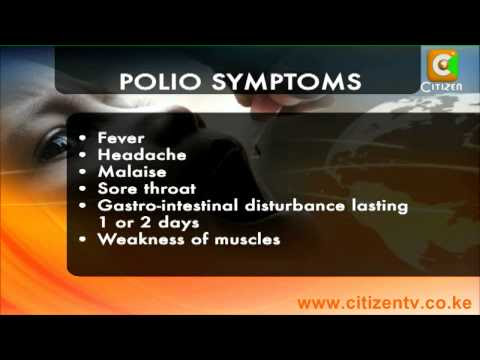 Gov't Issues Polio Alert