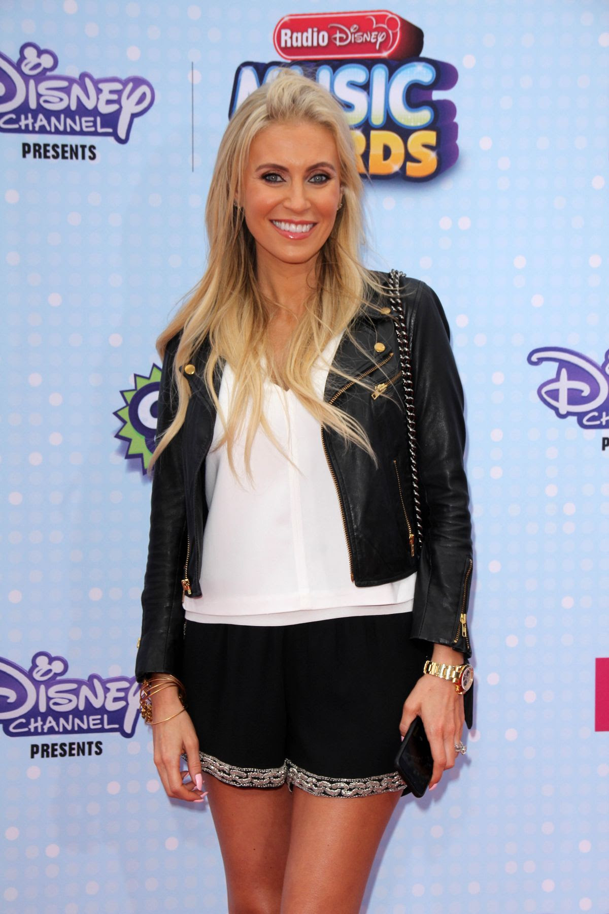 CLAUDINE PALMER at 2015 Radio Disney Music Awards in Los Angeles