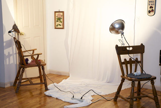 DIY Indoor Photography Lighting