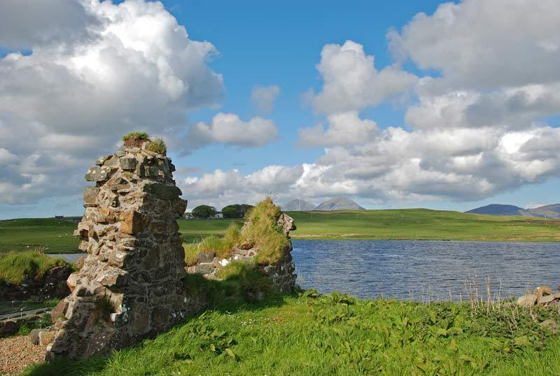 Finlaggan Islay - Ancient centre of the Lords of the Isles from Islay Photo Blog