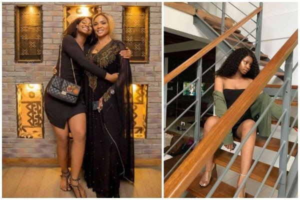 Iyabo Ojo's Daughter, Priscilla Apologises To Mum After Celebrating Birthday At A Strip Club