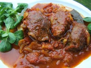 Le journal gourmand de sacha mitonn e de joue de porc au - Cuisiner des joues de porc ...