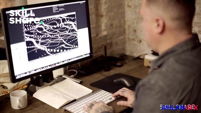Skillshare - Programming Graphics II Generative Art Animation