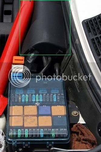 Fuse Box On Bmw 318i - Wiring Diagram