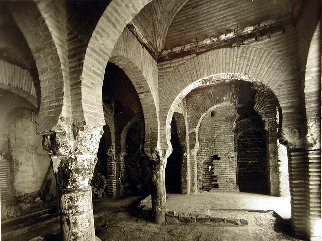 Mezquita de Tornerías tras la rehabilitación de comienzos del siglo XX