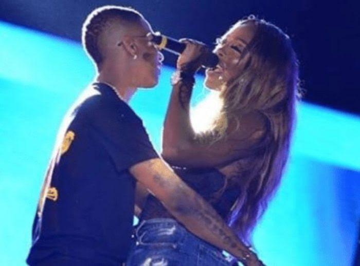 Ha: More Reactions Trail Tiwa Savage & Wizkid's Dating Rumors